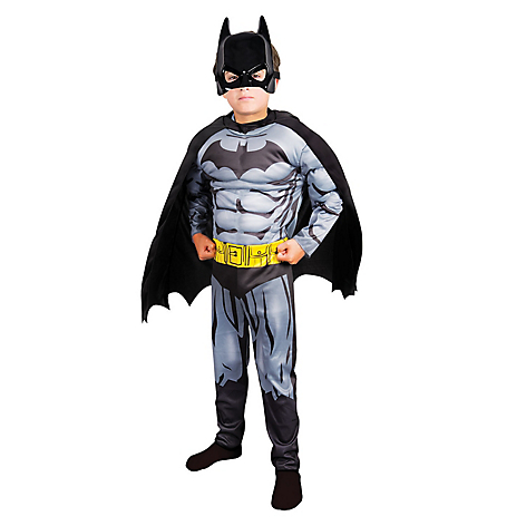 0cc65efff6b DC Cómics Disfraz Batman Deluxe - Falabella.com