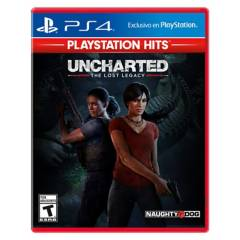 PLAYSTATION - Uncharted Lost Legacy Ps4
