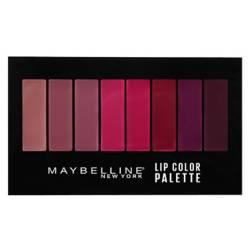 Paleta de Labiales Lip Color Palette