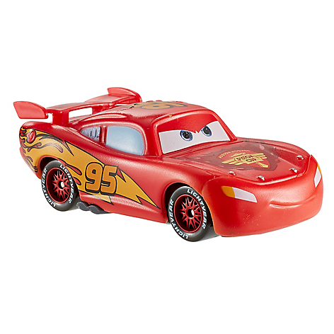 Disney Cars Transformador de Color Rayo Macqu - Falabella.com