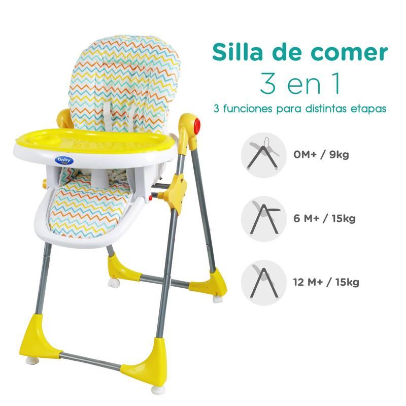 Baby Way - Silla de Comer Bw-814Y18