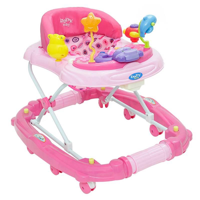 Baby Way - Andador Balancín Bw-916P18