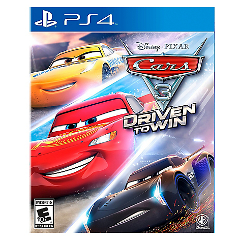 Sony Juego Cars 3 Driven To Win Ps4 Falabella Com