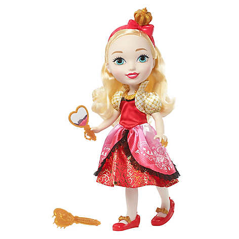 ever after high eah amiga princesa apple white - falabella