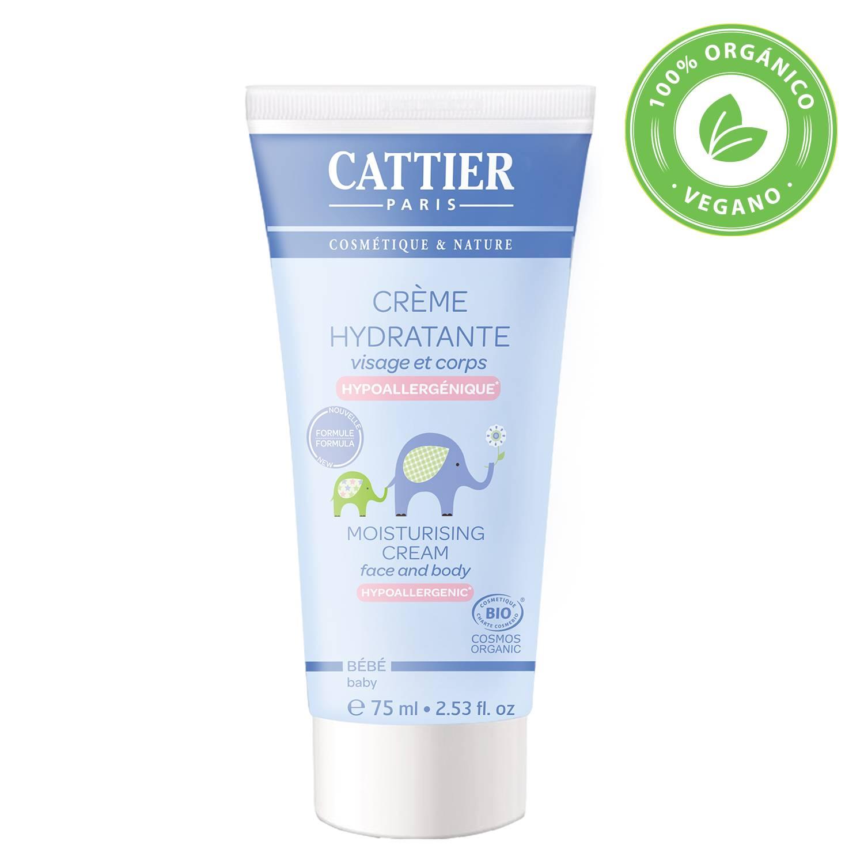 crema hidratante de cara para niños