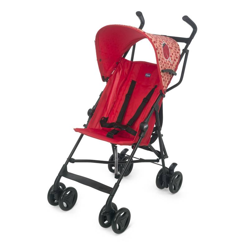 Chicco - Coche Paragua Snappy Ladybug