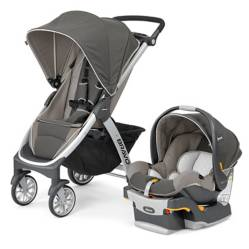 Coche Travel System Bravo