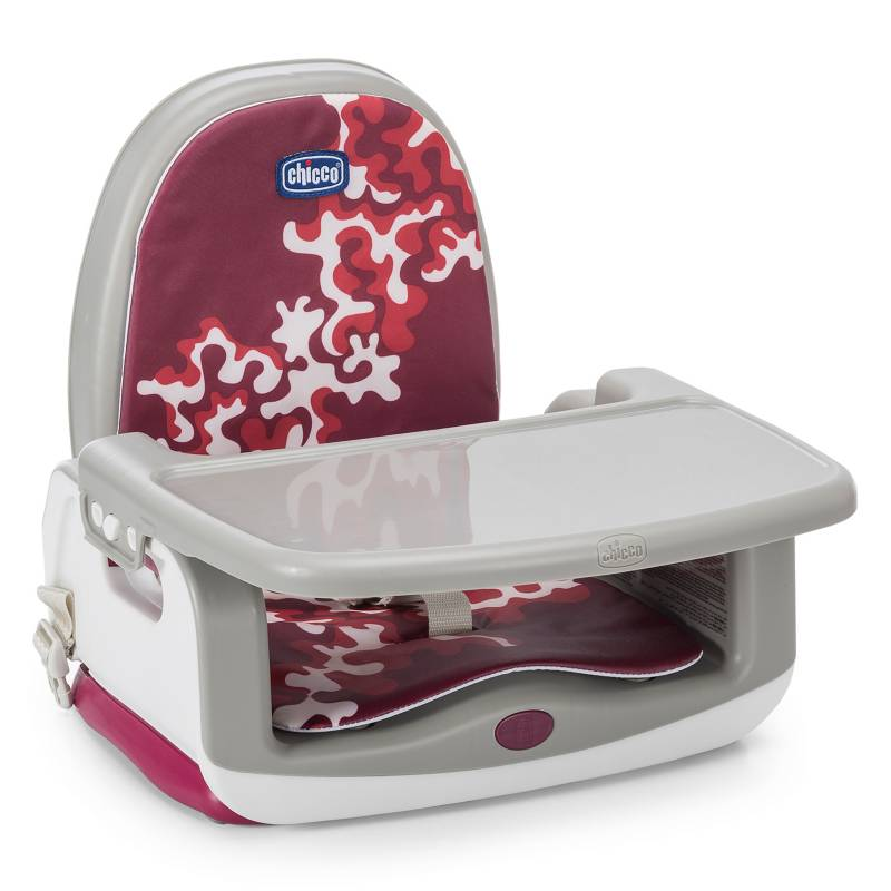 Chicco - Silla Comer Butaca Up To 5 Cherry
