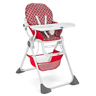 @Silla Comer Pocket Lunch Red Wave