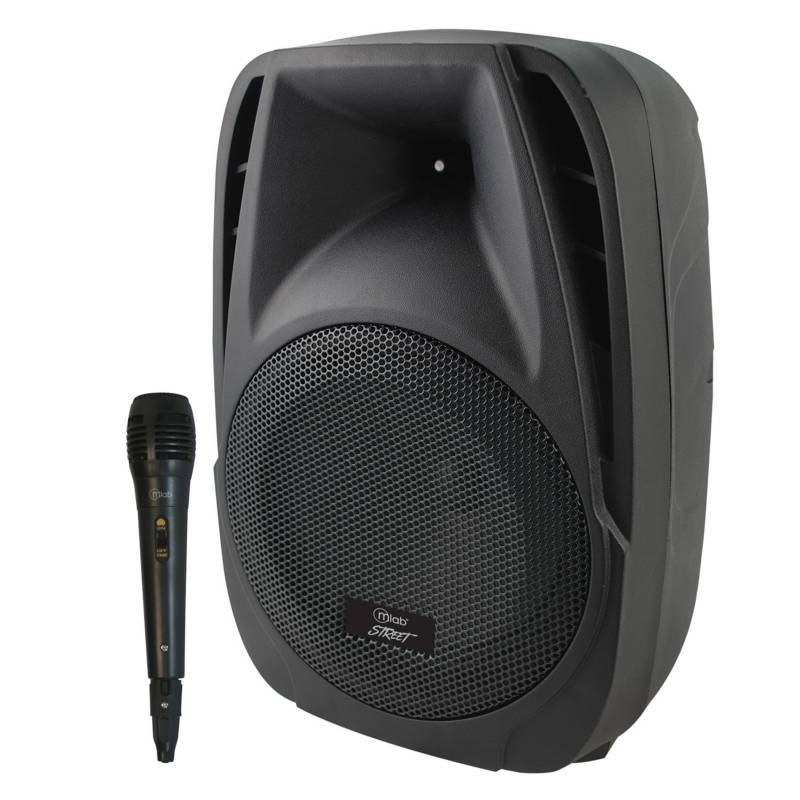 Mlab - Karaoke 8 + Micrófono Alámbrico