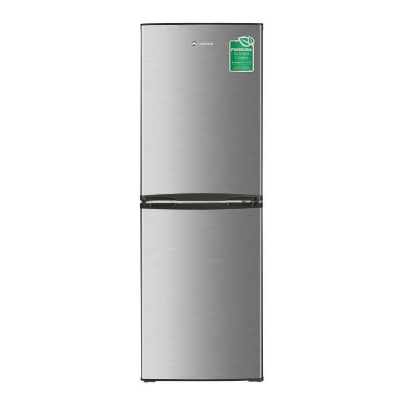 MADEMSA - Refrigerador Frío Directo Bottom Freezer 231 lt Nordik 415