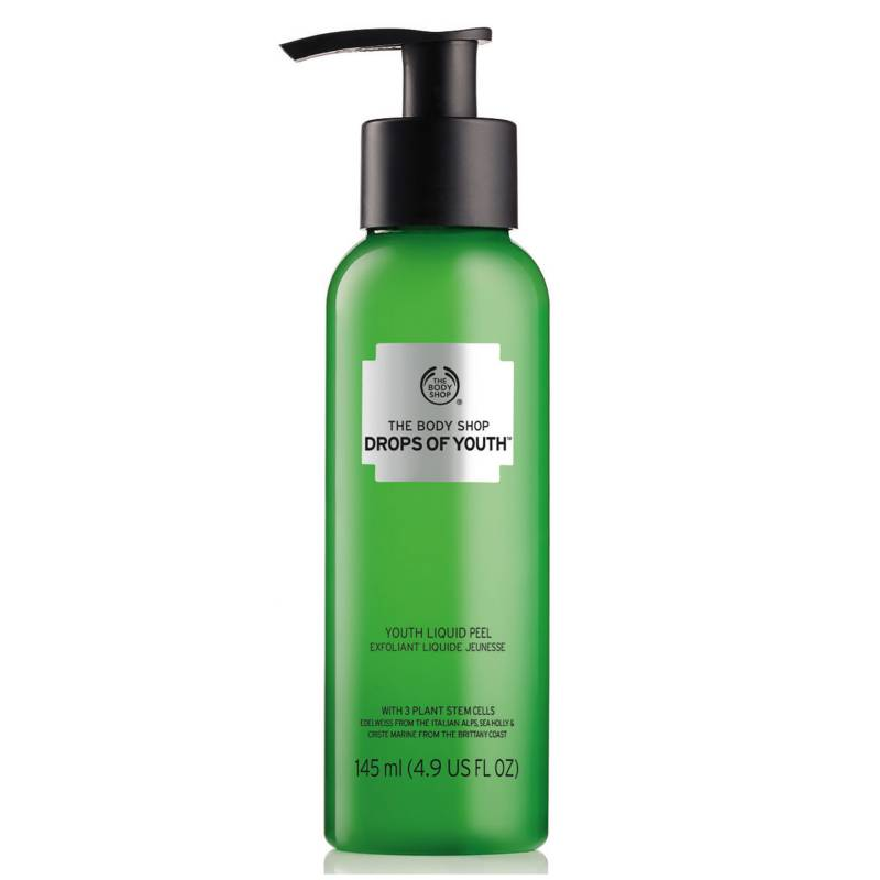 THE BODY SHOP - Peeling Líquido Drops Of Youth 145 ml