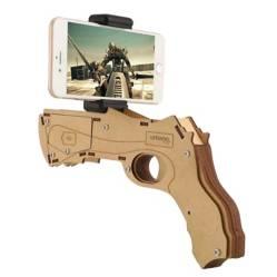 Pistola Realidad Virtual Café