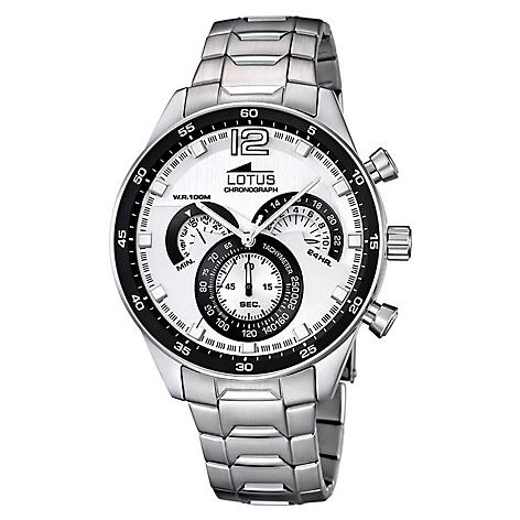 52967b82c706 Lotus Reloj Hombre Cronógrafo 10120 1 - Falabella.com