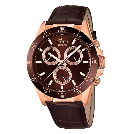 59cc00b53482 Lotus Reloj Hombre Cronógrafo 18158 3 - Falabella.com