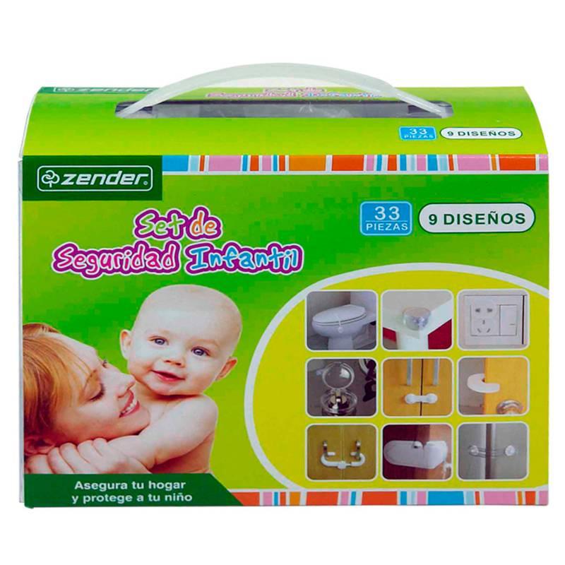 Zender - Set Seguridad Infantil