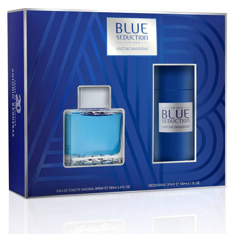 Antonio Banderas - Set Blue Seduction Men EDT 100 ML + Desodorante 150 ML
