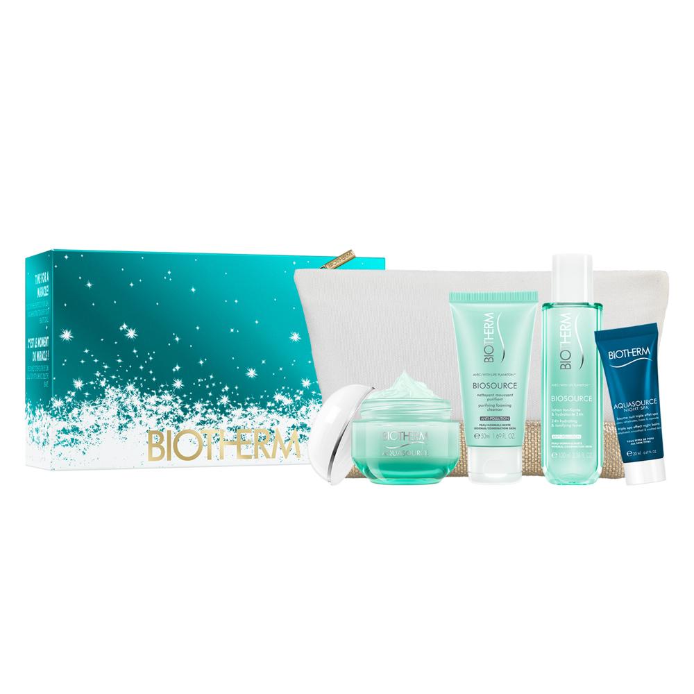 4b17c24f4d Set Hidratación Aquasource Gel Piel Normal/Mixta. ¡Esta Navidad hidrata tu  ...
