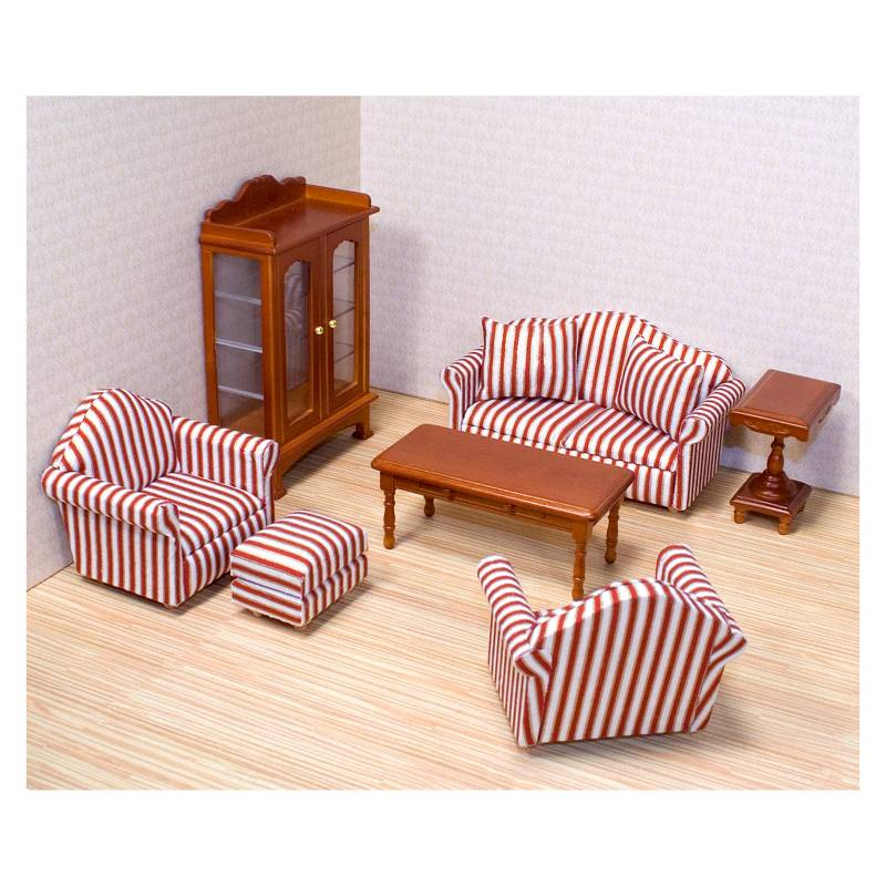MELISSA & DOUG - Living Room Furniture Set