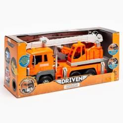 Driven By Battat - Crane Truck Driven