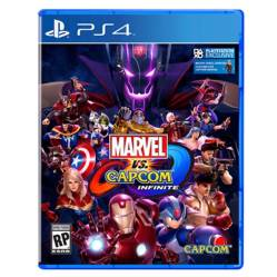 Juego Marvel Vs Capcom Infinite