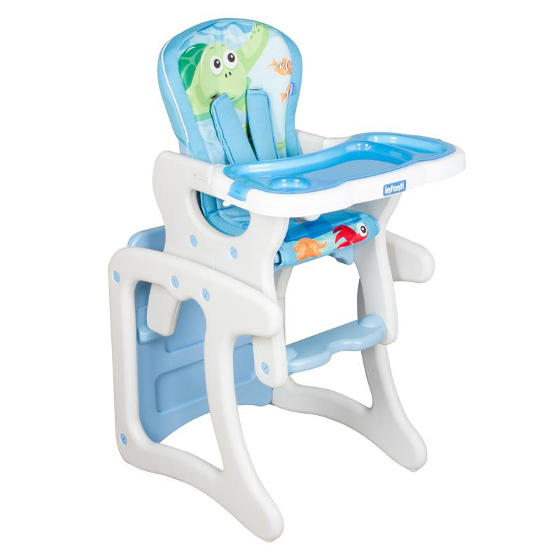 Infanti - Silla de Comer Azul