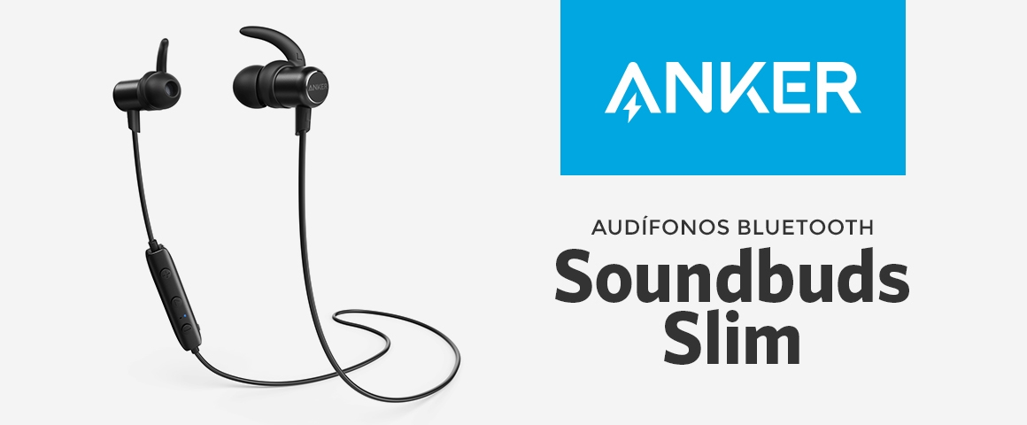 Audífonos Bluetooth Soundbuds Slim