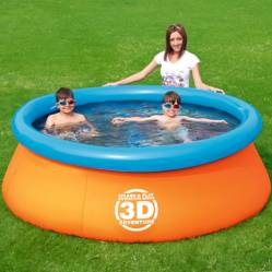 Bestway - Piscina Adventure Pool 213 x 66 cm