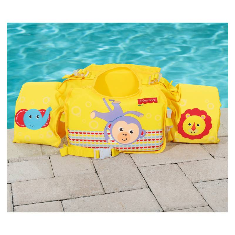 Bestway - Inflable fisher price