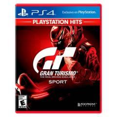 PLAYSTATION - Gran Turismo Sport PS4