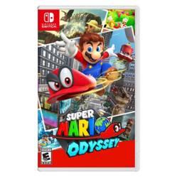 Nintendo - Super Mario Odyssey Nintendo Switch