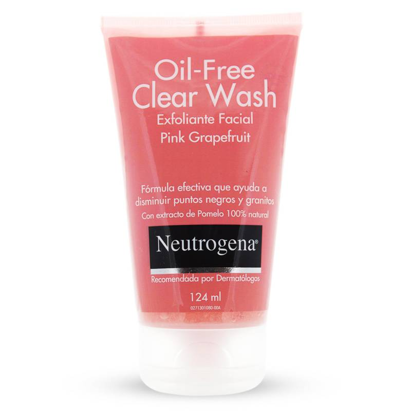 Neutrogena - Pink Grapefruit Exfolifac 124 Ml