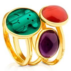 Pack de Anillos Camee