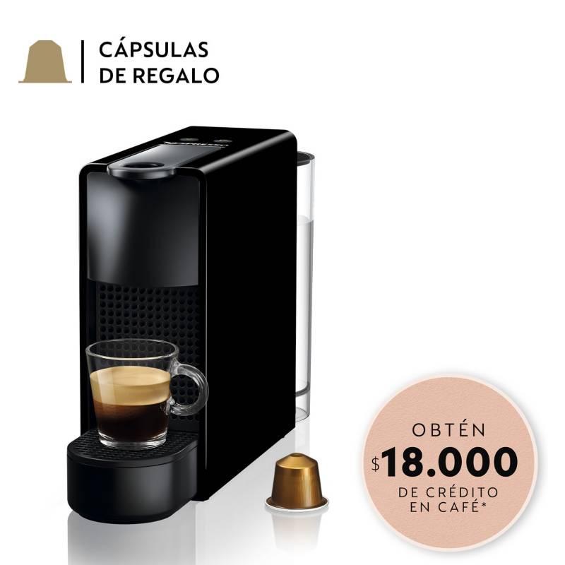 Nespresso - Cafetera Essenza Mini C30 Negra
