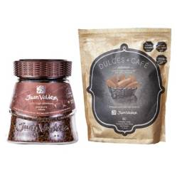 Kit Liofilizado Chocolate y Dulces de Café 80 unidades