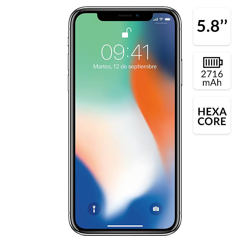 968fc243b96 Apple Smartphone iPhone X 64GB - Falabella.com