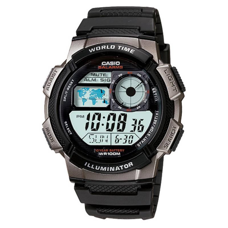 Casio - Reloj Pulso Hombre