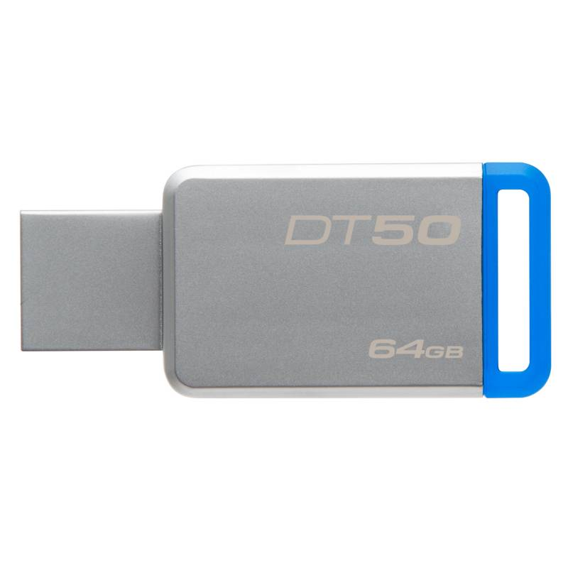 Kingston - Kingston Pendrive Data Traveler 50 64GB