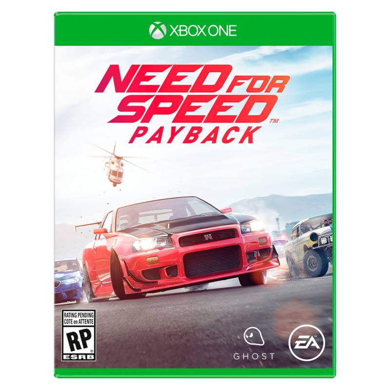 Electronic Arts - Arts Need For Speed Payback Xbox One