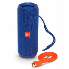 Jbl - Parlante Bluetooth Flip 4 Azul