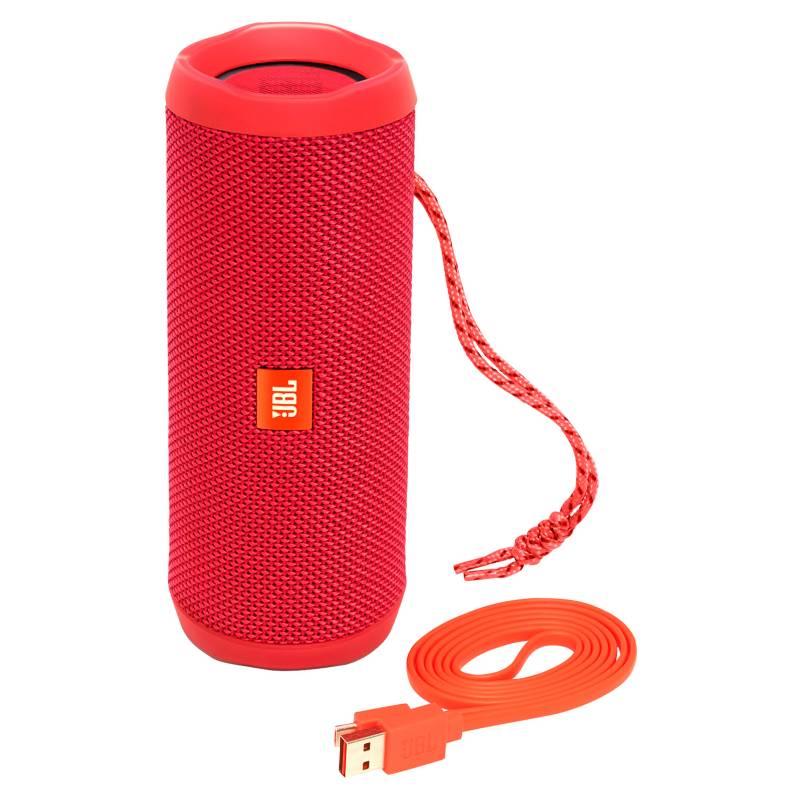 Jbl - Parlante Bluetooth Flip 4 Rojo