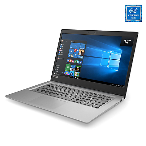Notebook Intel Celeron 4GB RAM -128GB SSD 14