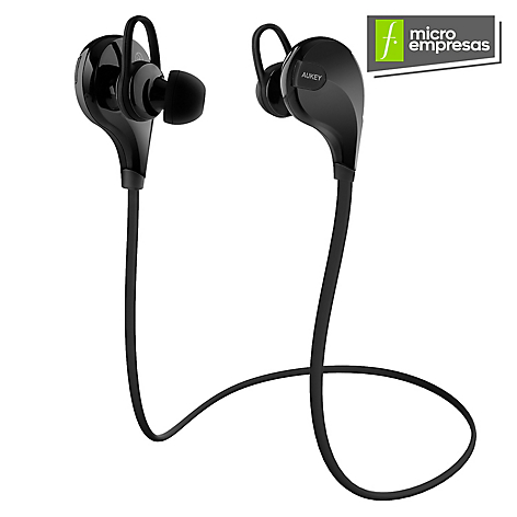 7715a1f7a8d Aukey Audífonos Inalámbricos Bluetooth Sport Black - Falabella.com