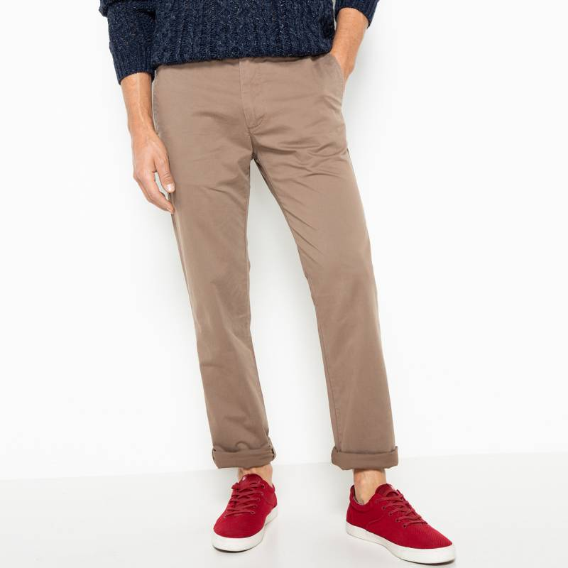 SAVILLE ROW - Pantalón Slim Fit Hombre