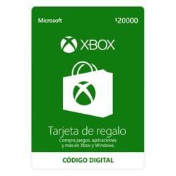 Xbox Live Chile 20K