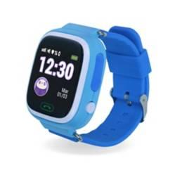 Momo - Reloj Celular Gps Azul