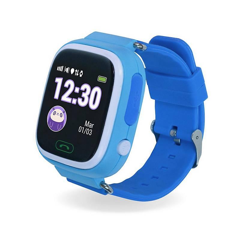 nuevo concepto 30f39 8cd86 SoyMomo Reloj Celular GPS Azul - Falabella.com