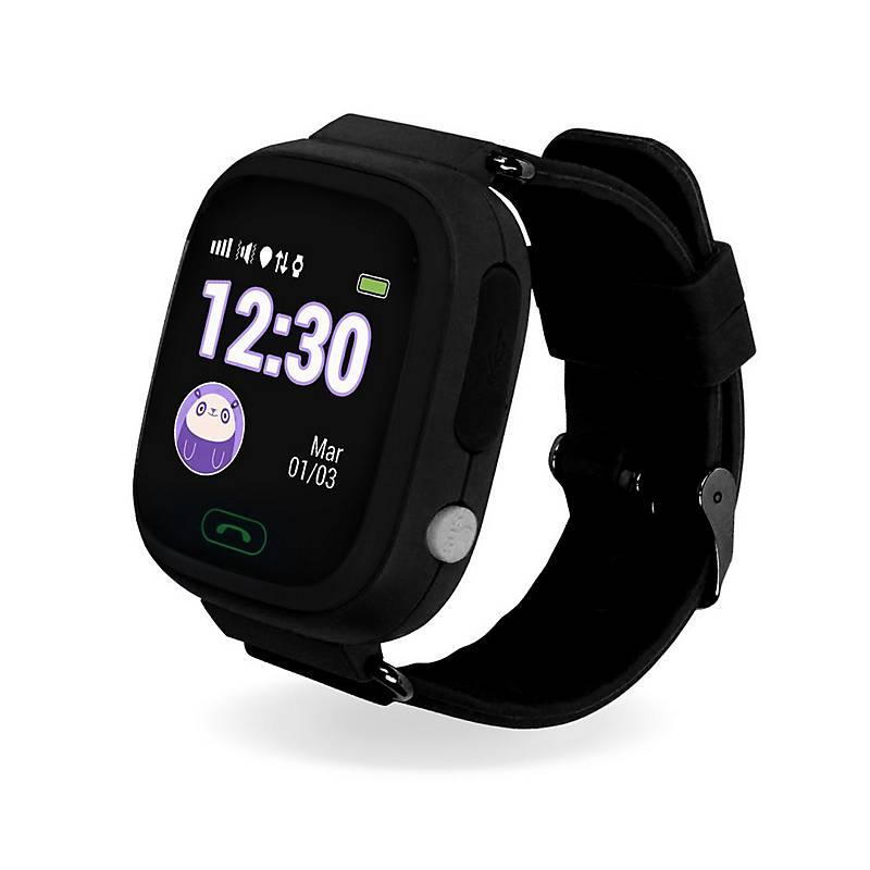 6402579f00a4 SoyMomo Reloj Celular GPS Negro - Falabella.com