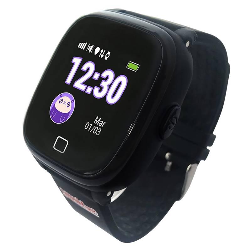 Momo - Reloj Celular Gps Soymomo H2O Negro
