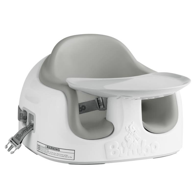 BUMBO - Silla de Comer Multi Seat Gris Slate